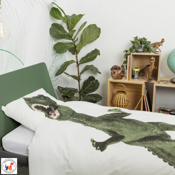 Housse couette Dinosaure
